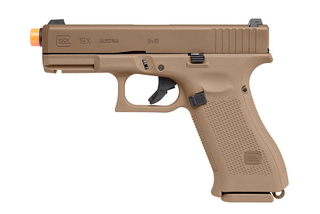 Elite Force Fully Licensed GLOCK 19X GBB Airsoft Pistol - Eminent Paintball And Airsoft