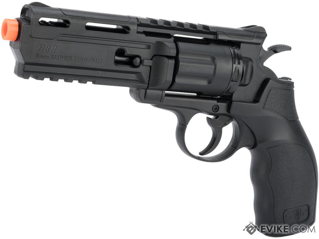 Elite Force H8R CO2 Powered Airsoft Revolver - Eminent Paintball And Airsoft