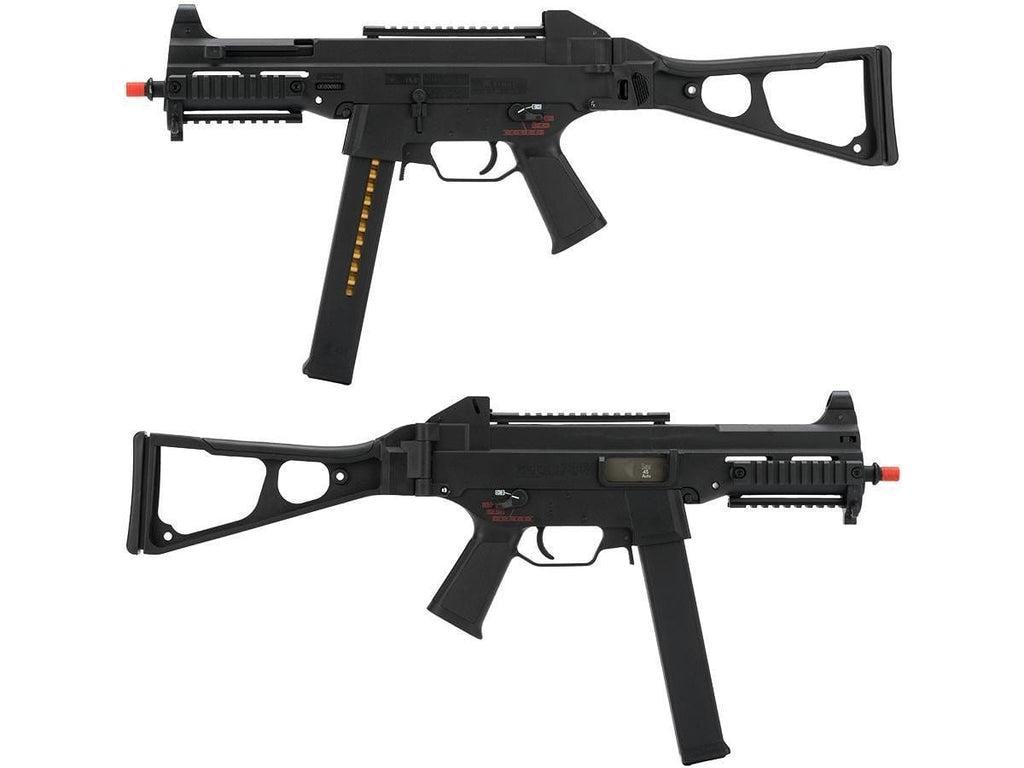 H&K UMP .45 Elite Gen 2 Airsoft Electric Blowback EBB AEG SMG Rifle - Eminent Paintball And Airsoft