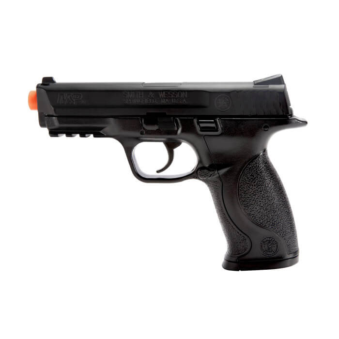 S&W M&P 40 - 6MM-BLACK - Eminent Paintball And Airsoft