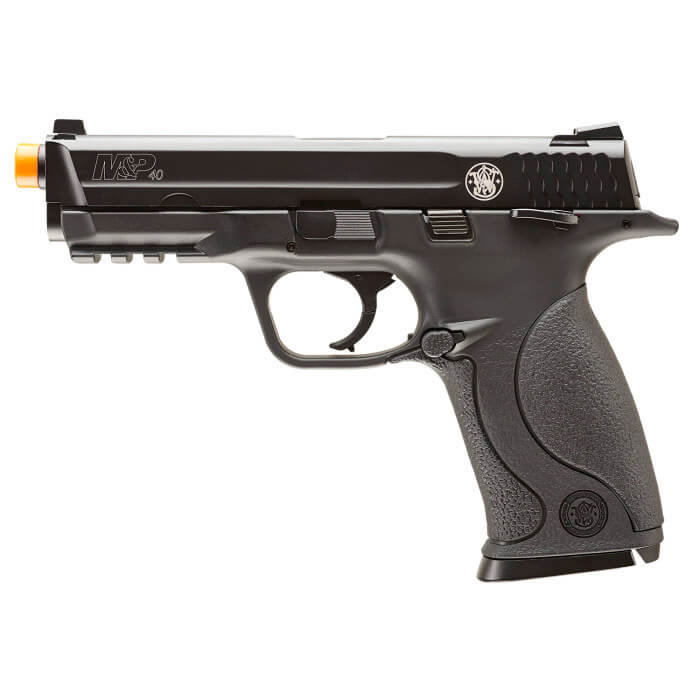 Smith & Wesson M&P 40 - 6MM-BLACK - Eminent Paintball And Airsoft