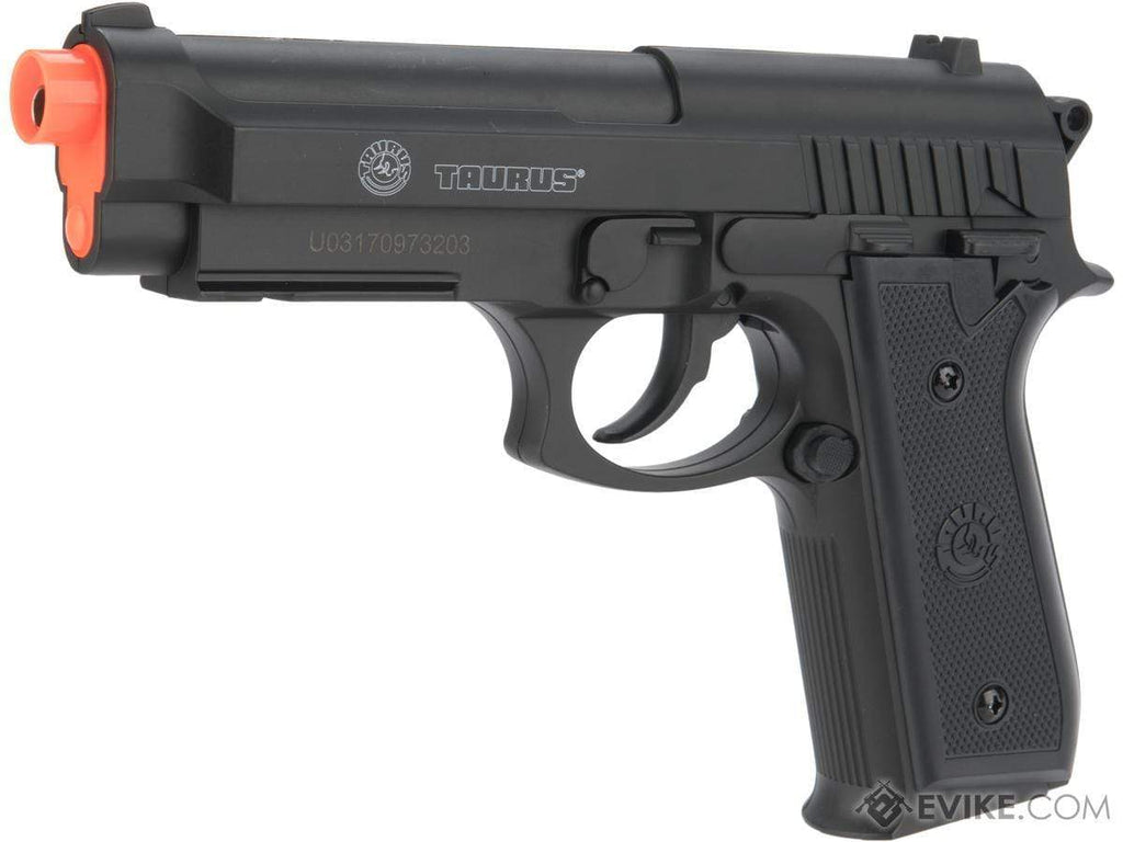 Taurus Licensed PT92 M9 Full Size CO2 Powered Airsoft Pistol by Softair - Eminent Paintball And Airsoft