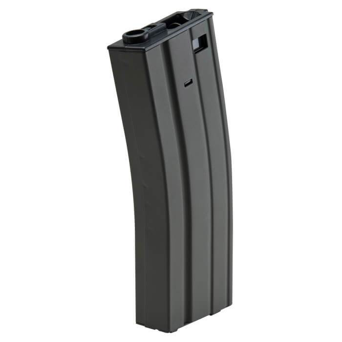 Elite Force Universal M4/M16 HI Cap Mag - 300 Rds-6mm -Black - Eminent Paintball And Airsoft