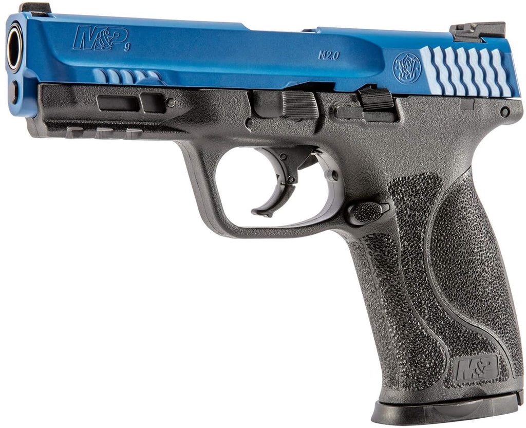 T4E SMITH AND WESSON M&P9 2.0 PAINTBALL PISTOL - BLUE - Eminent Paintball And Airsoft