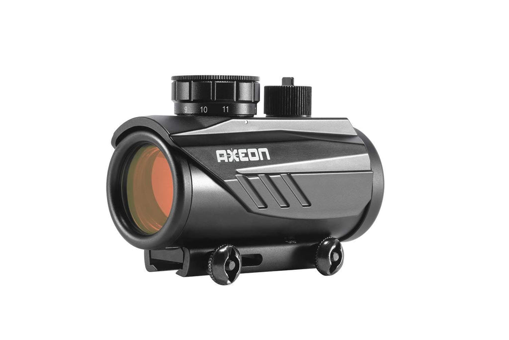 Axeon 3XRDS 1x30 Red/Green/Blue Dot Sight Optic - Eminent Paintball And Airsoft