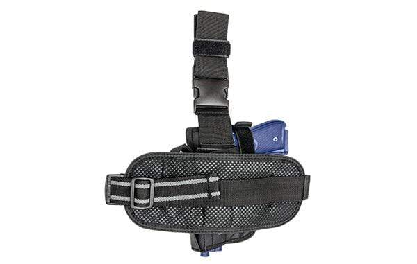 UTG Special Ops Tactical Thigh Holster, Right Handed, Black - Eminent Paintball And Airsoft