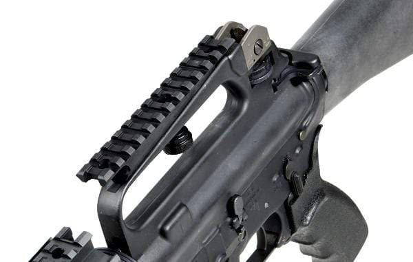 UTG AR15 Carry Handle Rail Mount, 12 Slots, STANAG - Eminent Paintball And Airsoft