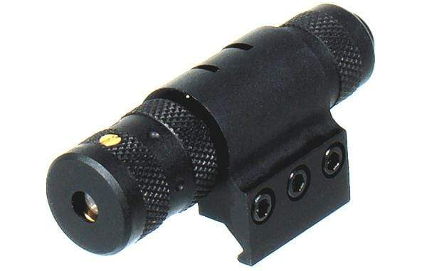 UTG Combat Tactical W/E Adjustable Red Laser with Rings - Eminent Paintball And Airsoft