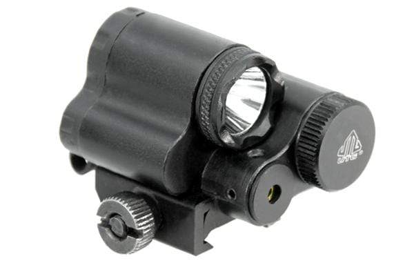 UTG Sub-compact LED Light and Aiming Adjustable Red Laser - Eminent Paintball And Airsoft