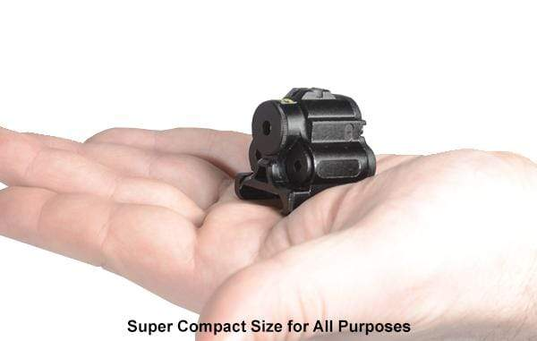 UTG Sub-compact Red Laser, Solid/Strobe Mode, Integral Mount - Eminent Paintball And Airsoft