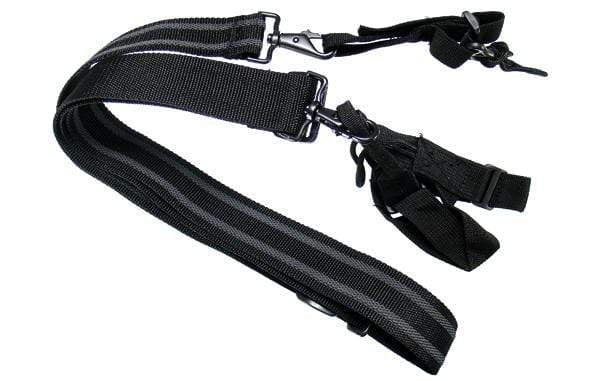 UTG Three Point Tactical Rifle Sling, Black - Eminent Paintball And Airsoft