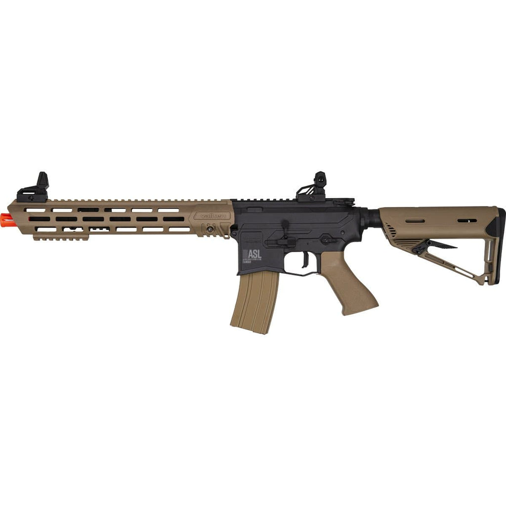 Valken ASL Series M4 Airsoft Rifle AEG 6mm Rifle - TANGO - Eminent Paintball And Airsoft
