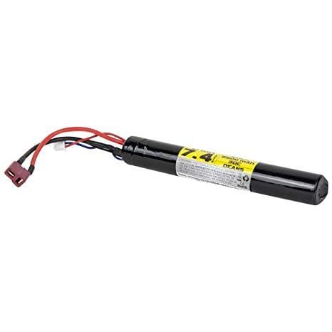 Valken Li-Ion Battery-7.4v 2500mAh Stick / Deans - Eminent Paintball And Airsoft