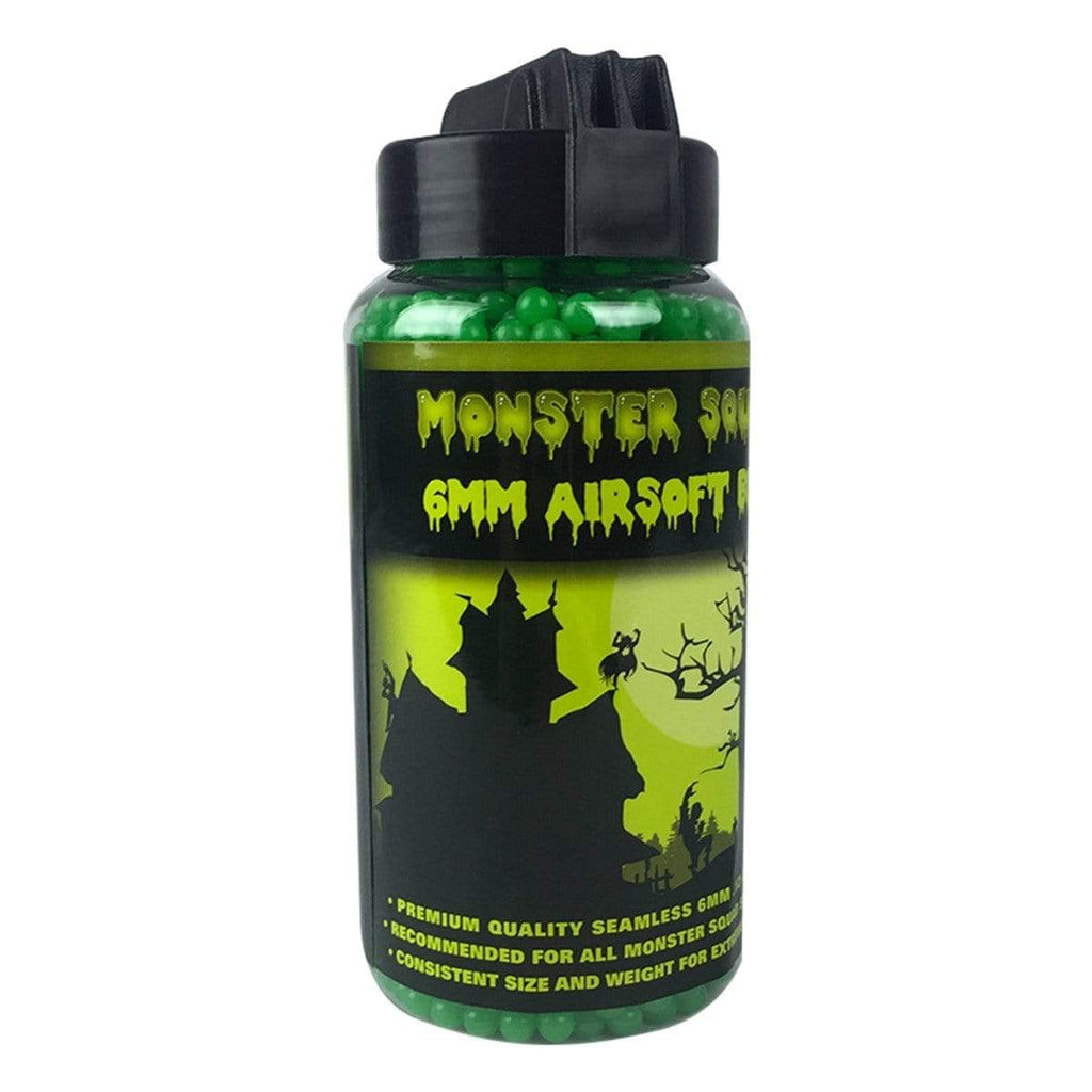 BBs - Monster Squad 0.12g 2000ct - Eminent Paintball And Airsoft