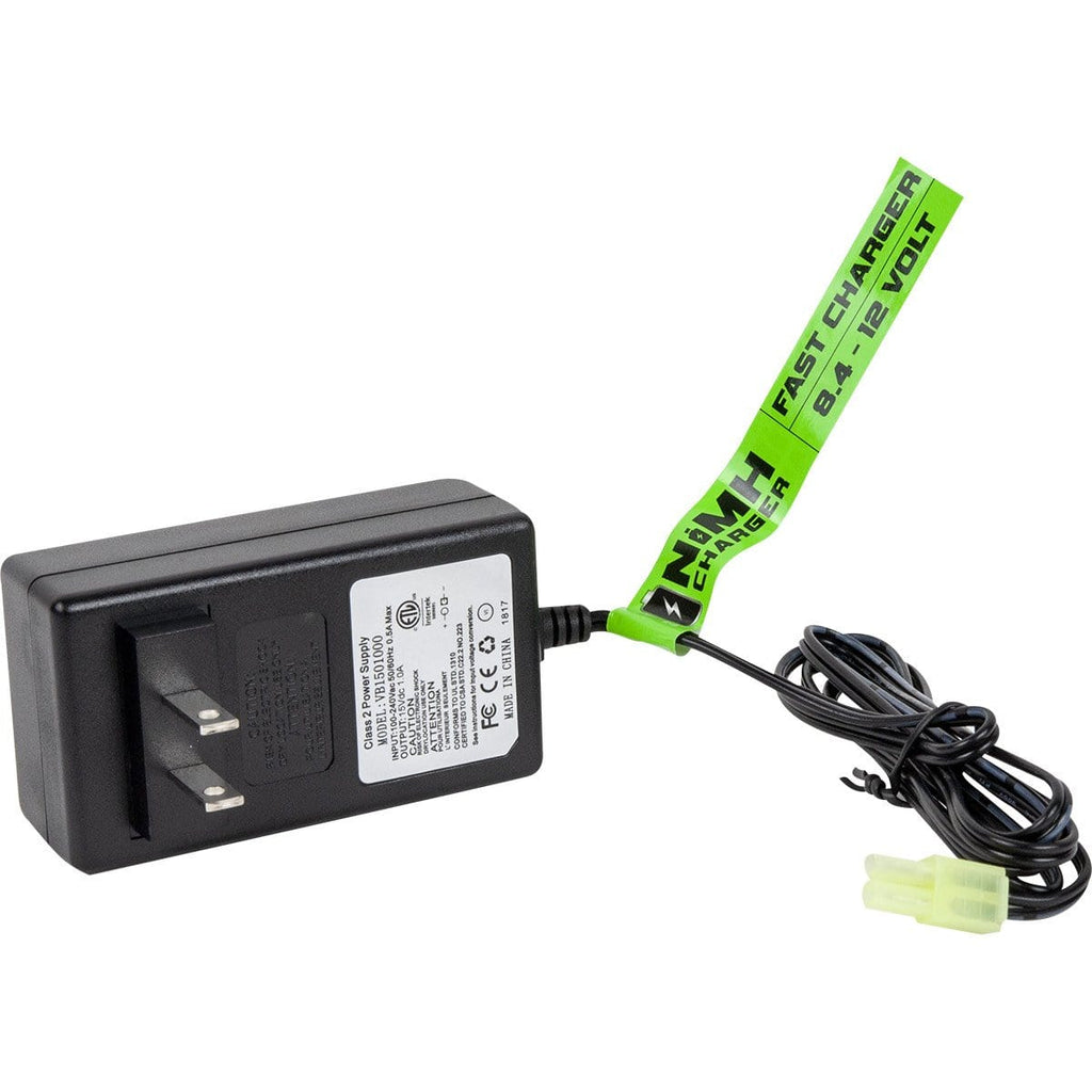 Valken Airsoft NiMH Smart Battery Charger - Fast 1A - 8.4V-12V - Eminent Paintball And Airsoft