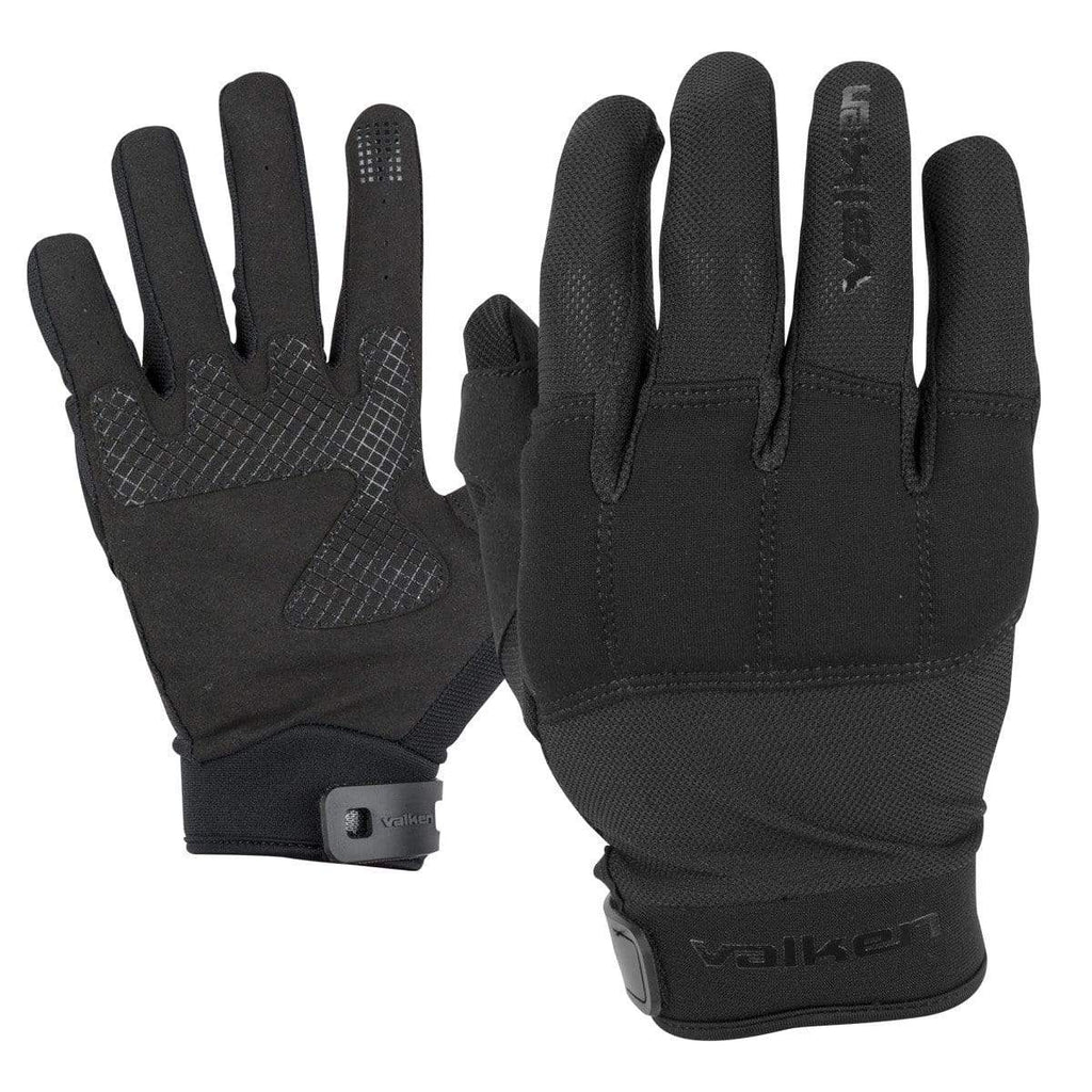 Kilo Tactical Gloves - Black - Eminent Paintball And Airsoft