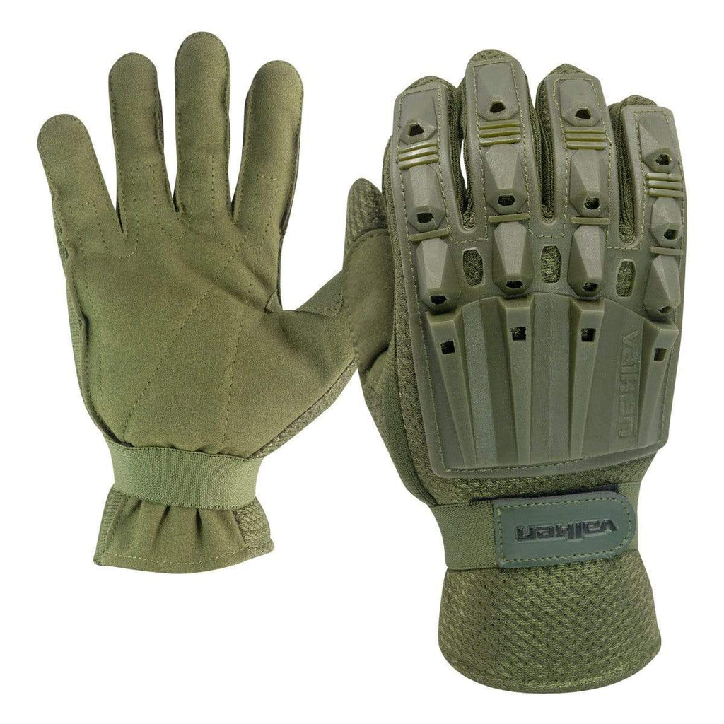 Alpha Full Finger Glove - Eminent Paintball And Airsoft