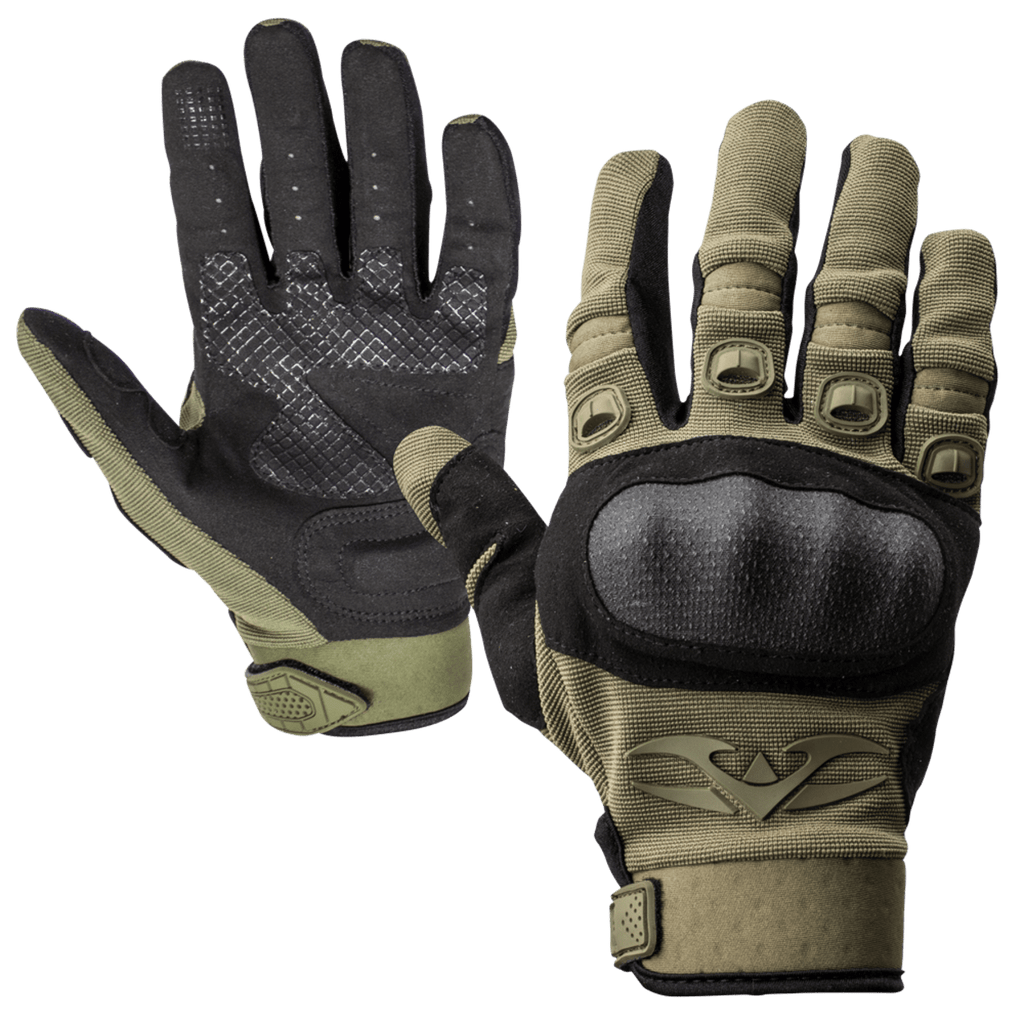 Zulu Gloves - Olive - Eminent Paintball And Airsoft