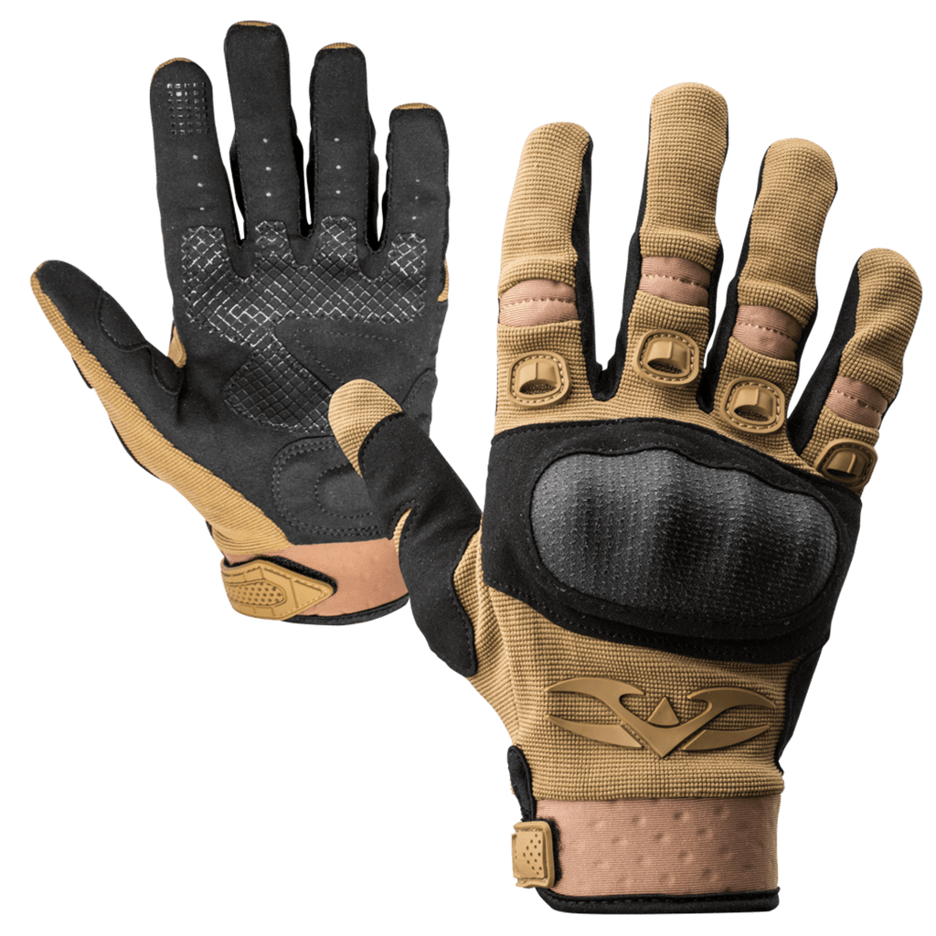 Zulu Gloves - TAN - Eminent Paintball And Airsoft