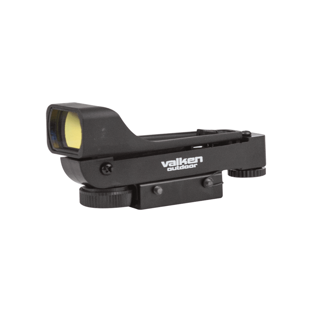 Valken Molded Red Dot Sight-Dual Mount - Eminent Paintball And Airsoft