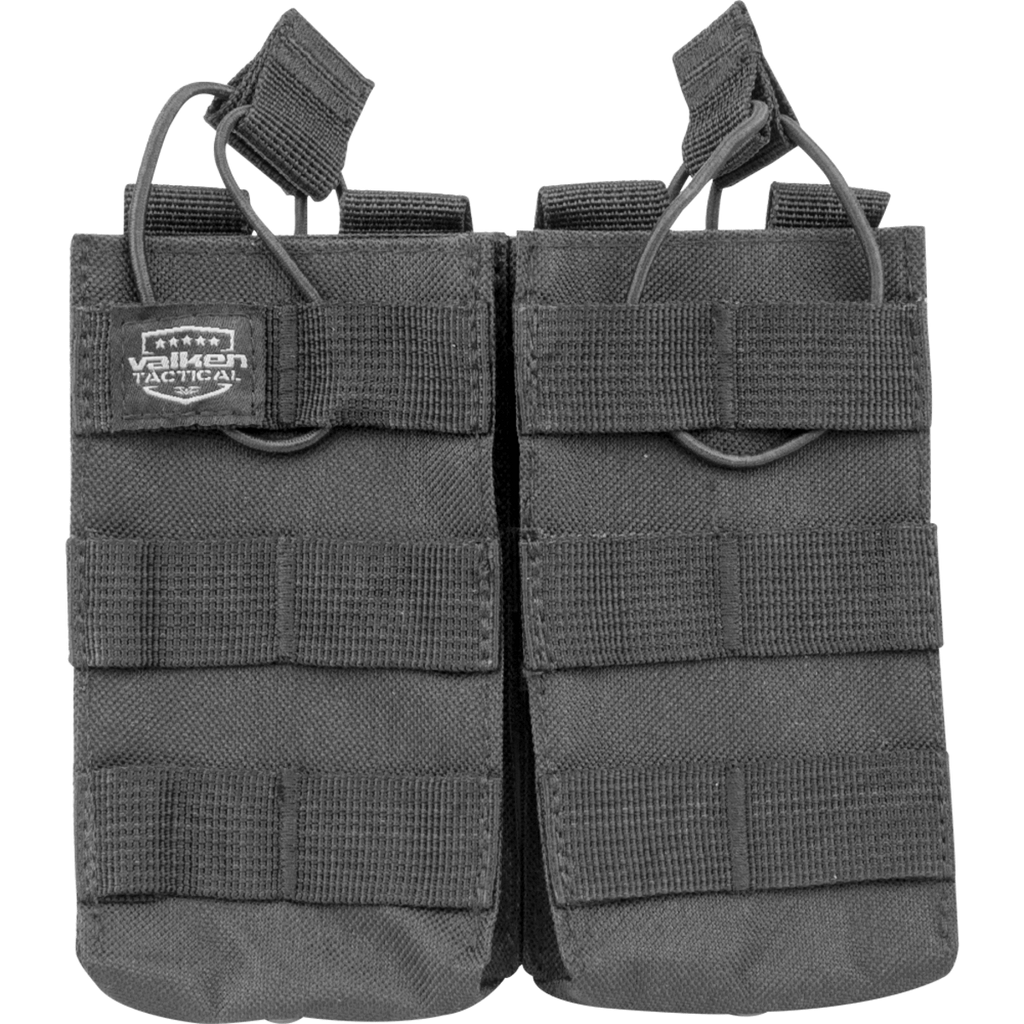 Valken Vest V Tactical Magazine Pouch AR Double