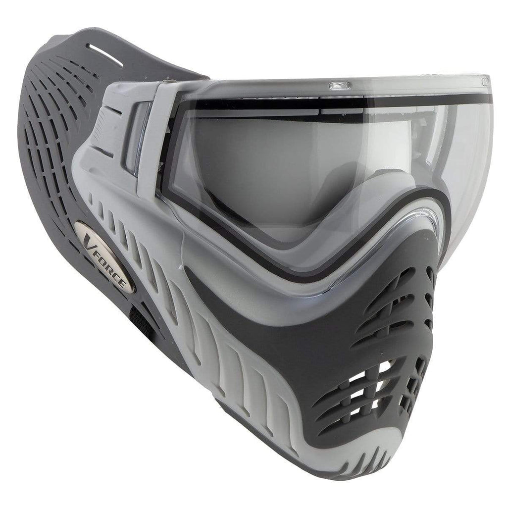 VForce Profiler - Sable (Silver on Charcoal) - Eminent Paintball And Airsoft
