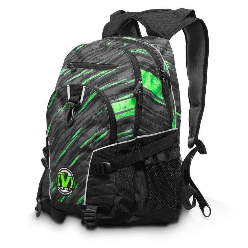 Virtue Wildcard Backpack - Graphic Lime Wildcard Backpack / Graphic Lime - Eminent Paintball And Airsoft