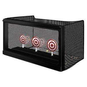 Extra large Multi Function Auto Reset Airsoft Target System with Net - Eminent Paintball And Airsoft