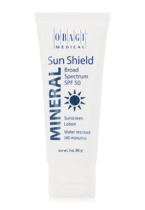 Obagi Sun Shield Mineral Broad-Spectrum SPF 50 Sunscreen 3.0 oz