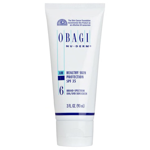 Obagi Nu-Derm Healthy Skin Protection SPF 35 Sunscreen 3.0 oz