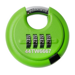 DaVinci Lock – Green - 10 Pack