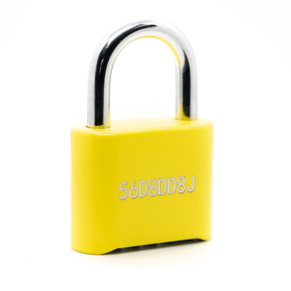 DaVinci Padlock – Yellow - 10 Pack
