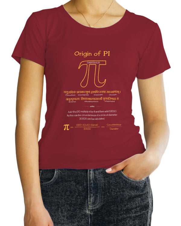 Origin of Pi
