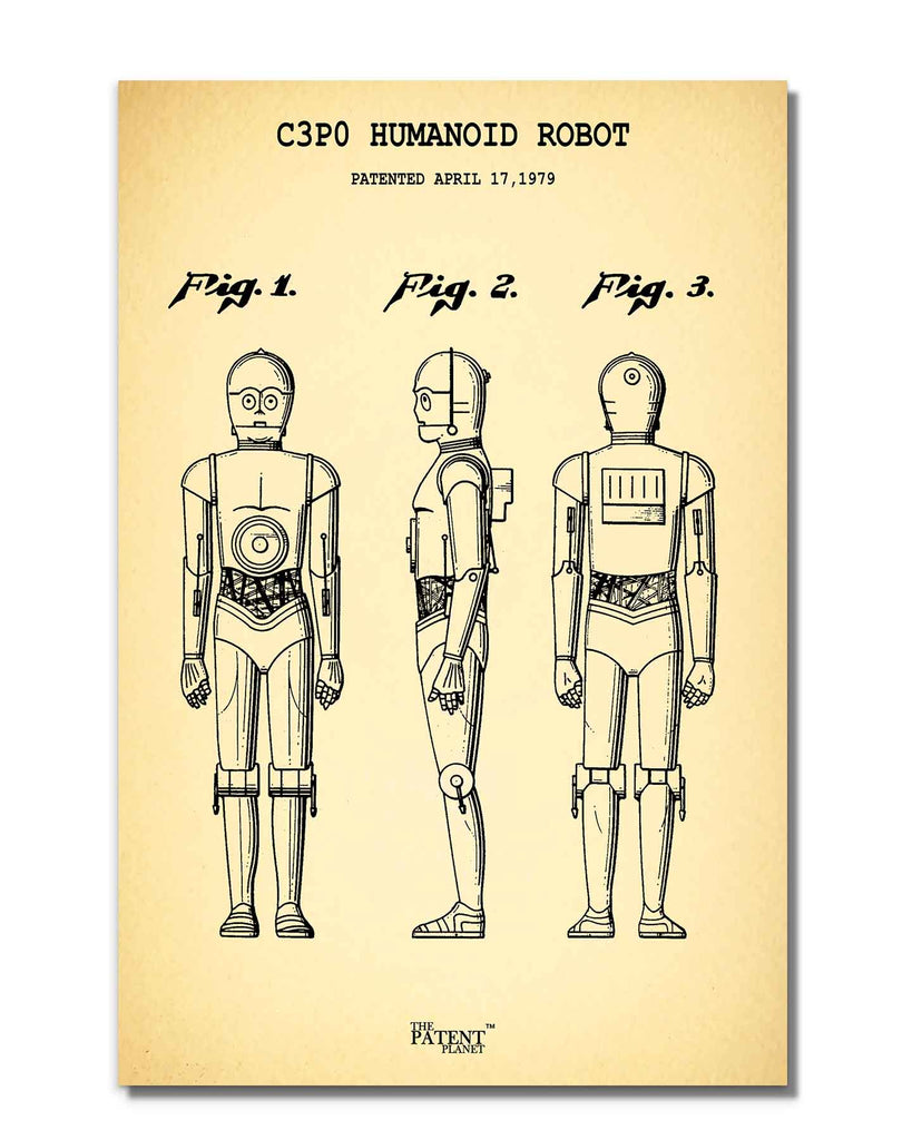 Humanoid Robot | Rolled