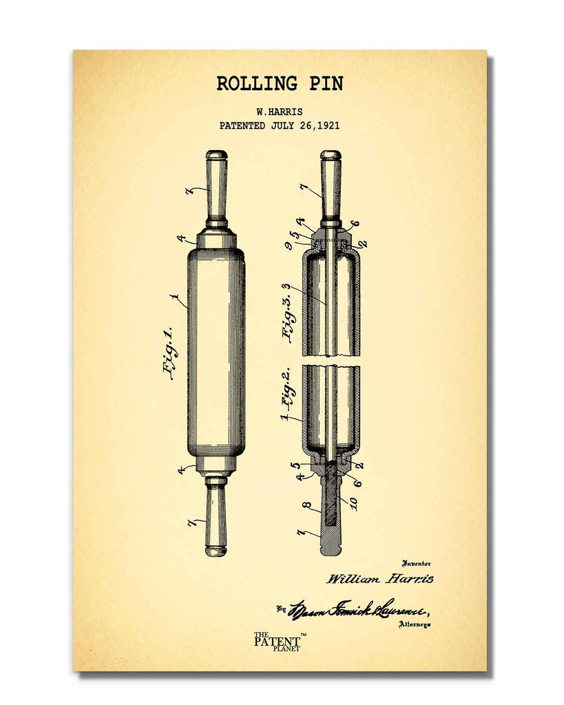 Rolling Pin | Rolled