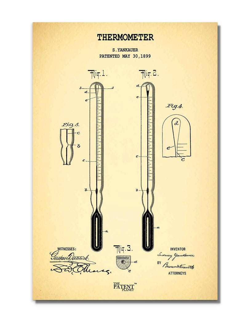 Thermometer | Rolled