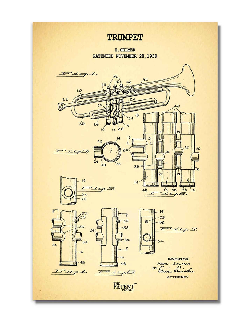 Trumpet | Rolled