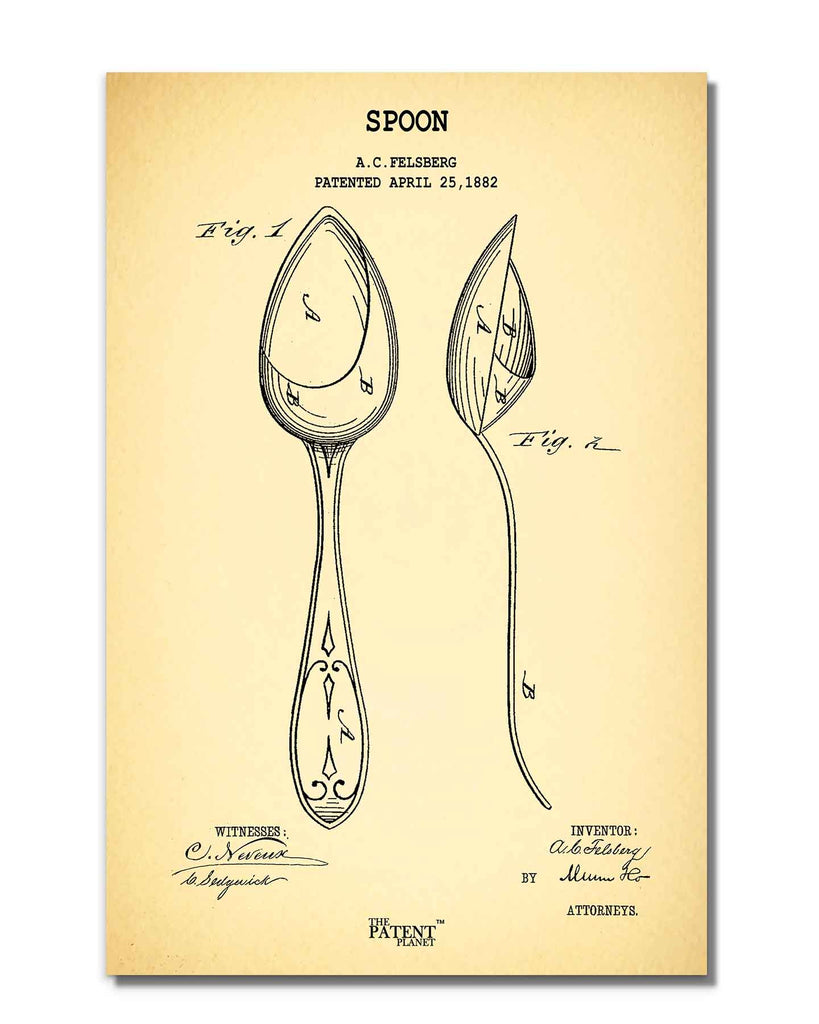 Spoon | Rolled