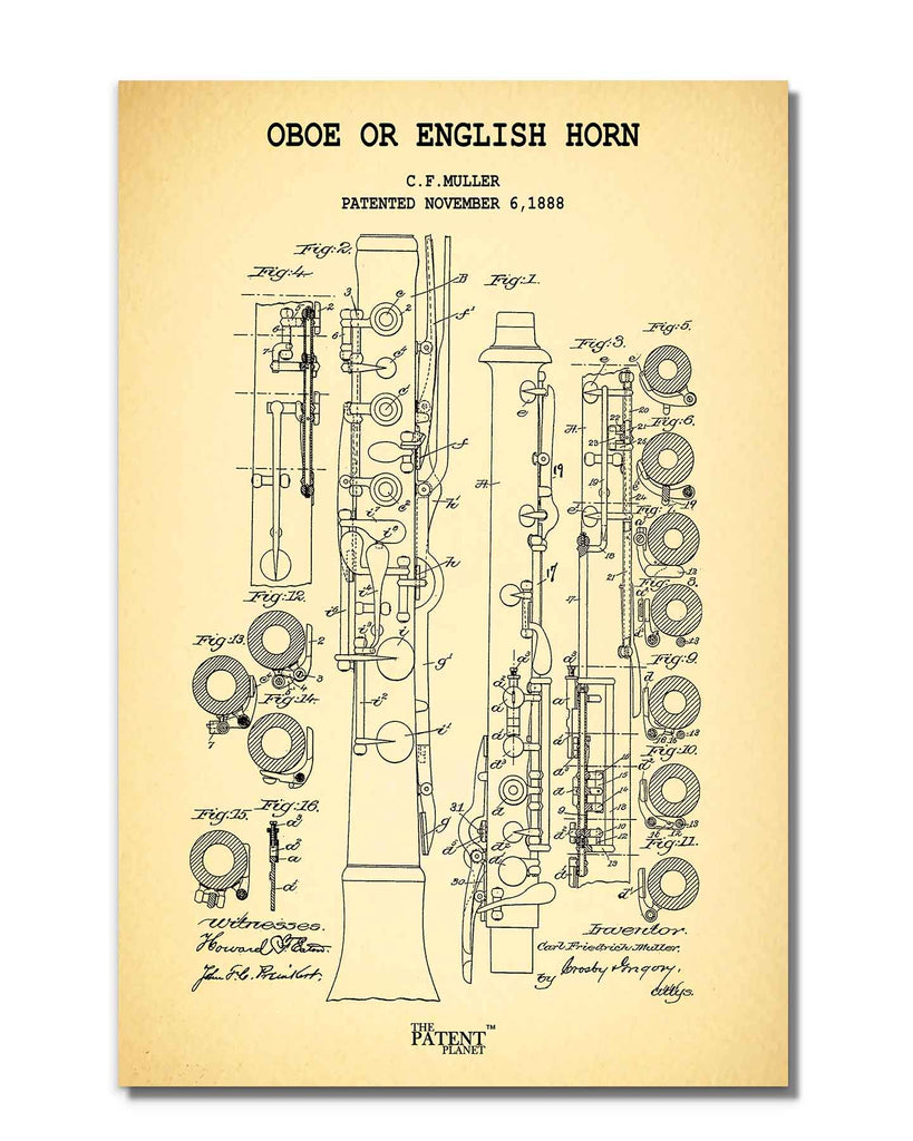 Oboe or English Horn | Rolled