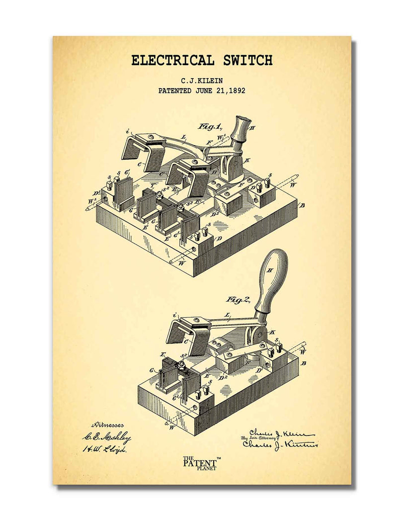 Electrical Switch | Rolled