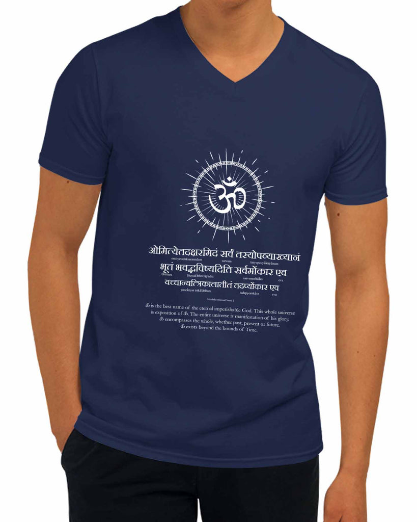Glory of AUM | V Neck