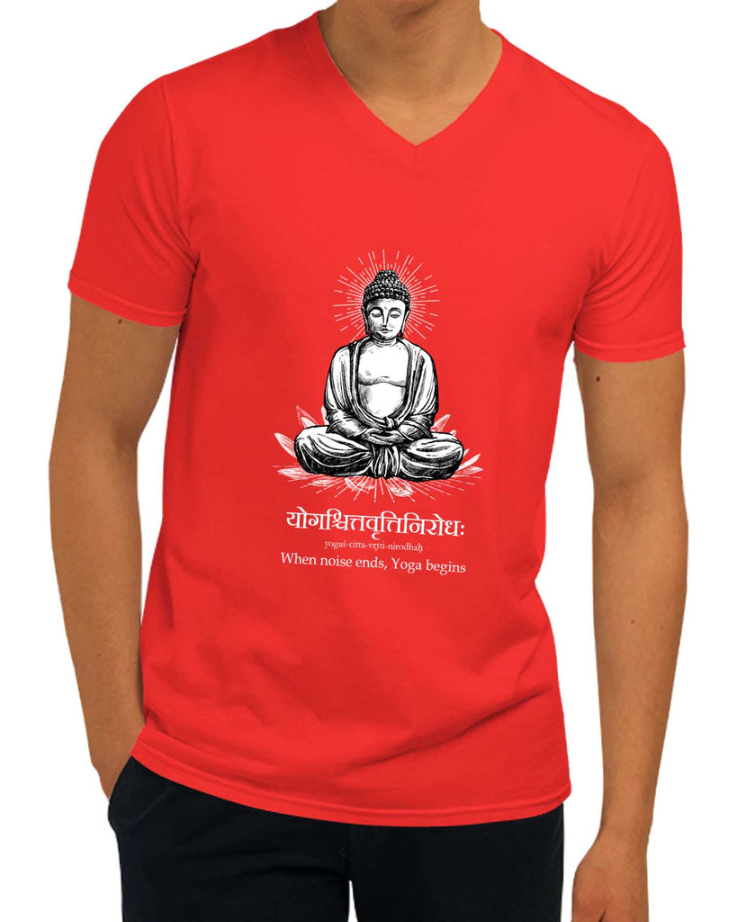 What is Yoga | V-Neck