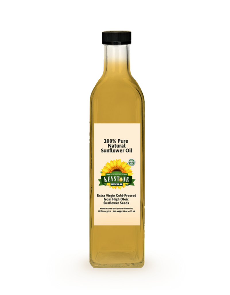 SUNFLOWER OIL 16 oz