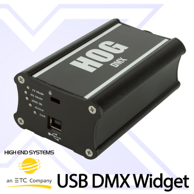 USB DMX Widget