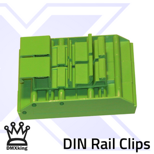 DIN Rail Clips (Pair)