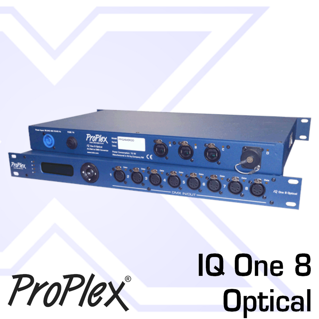 ProPlex IQ One 8 Optical
