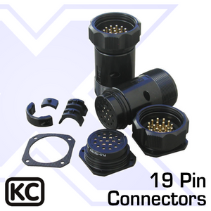 KC 19 Pin Connectors