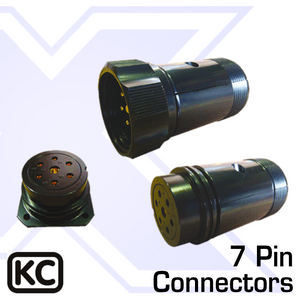 KC 7 Pin Connectors