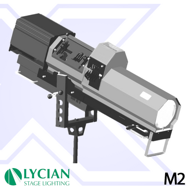 M2 Modular Followspot System