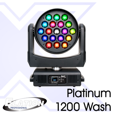 Platinum 1200 Wash